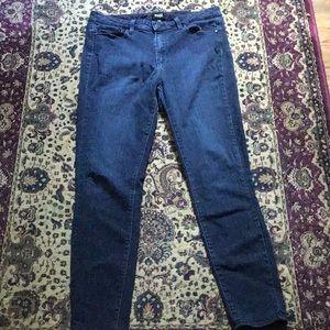 PAIGE Jeans Hoxton Ankle